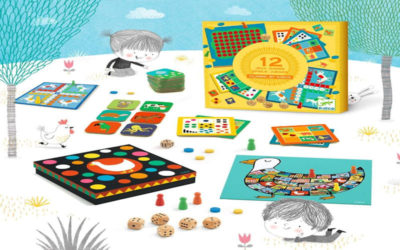 Djeco Games & Puzzles